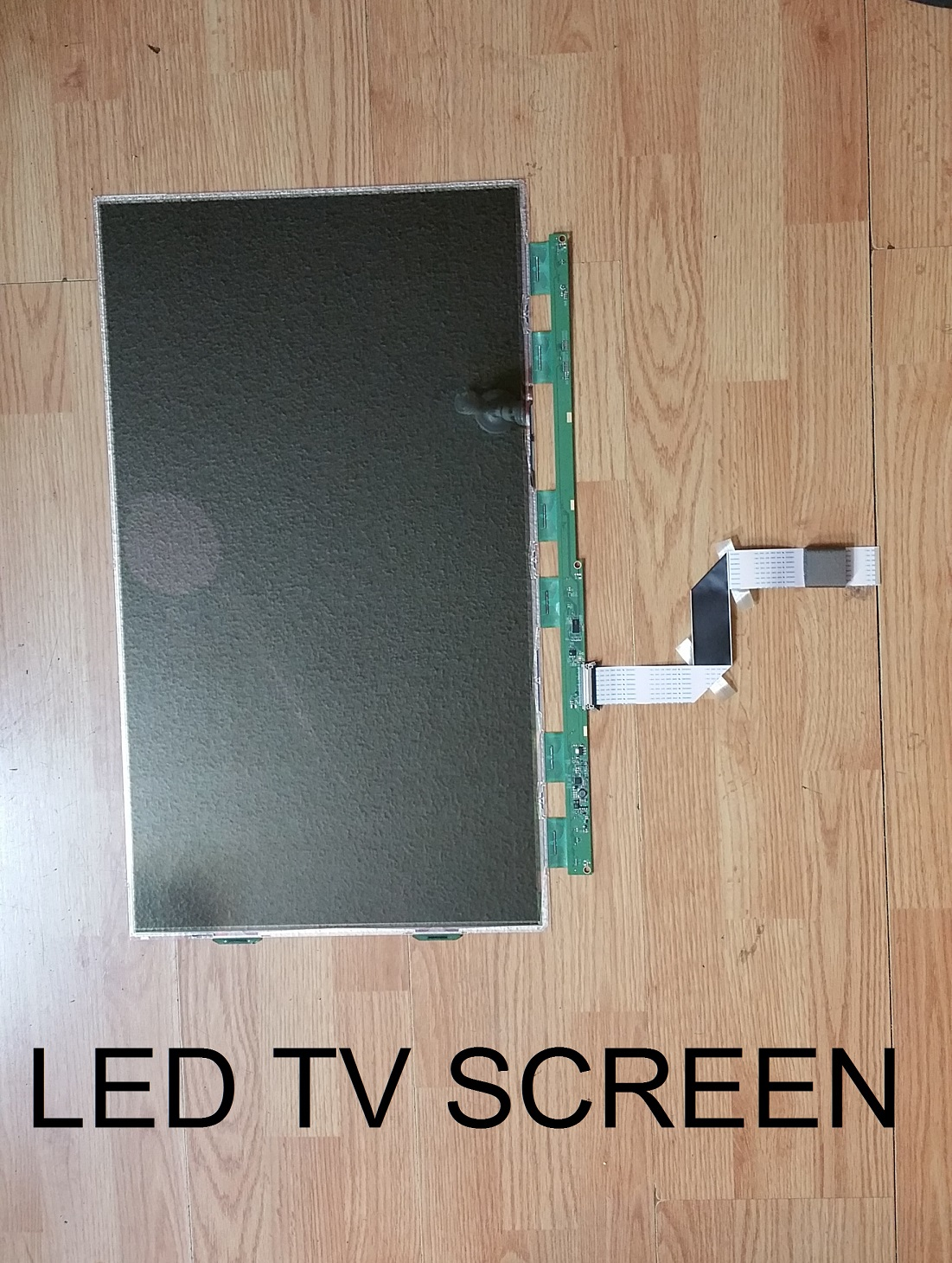 Cracked Screen TV, Damaged Screen TV, Recycle Program